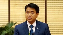 Thủ tướng phê chuẩn ông Nguyễn Đức Chung làm Chủ tịch Thành phố Hà Nội
