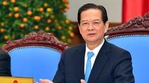Thủ tướng Nguyễn Tấn Dũng nói gì với 14 thành viên Chính phủ không tái cử?