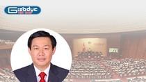 Tiểu sử bằng hình ảnh của Phó Thủ tướng Vương Đình Huệ