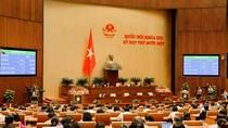 Quốc hội bầu mới hai Phó Chủ tịch Hội đồng bầu cử quốc gia