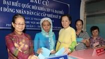 Nhiều địa phương trong cả nước hoàn thành công tác bầu cử