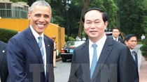 Báo quốc tế bình luận về chuyến thăm Việt Nam của Tổng thống Hoa Kỳ