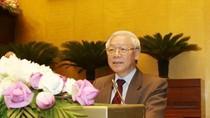 Tổng Bí thư yêu cầu đánh giá về hạn chế, bất cập trong công tác bầu cử