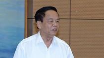 """Thượng tướng Võ Trọng Việt: """"Sửa luật đừng có sai nữa, sai nữa là phản cảm"""""""