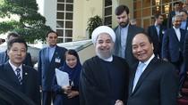 Việt Nam tăng cường hợp tác nhiều mặt với Iran