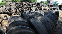 Rà soát dự án sử dụng lốp ô tô phế thải làm nguyên liệu