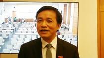 """""""Quốc hội đưa tin phê phán nghiêm khắc ông Hoàng là việc chưa từng có"""""""