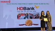 HDBank - Ngân hàng uy tín nhất và có chất lượng dịch vụ tốt nhất năm 2016