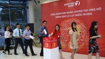 Maritimebank quyên góp gần 2,5 tỷ đồng ủng hộ miền Trung bị bão lũ