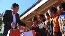 HDBank mang Tết ấm đến cho người nghèo
