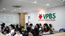 Công ty Chứng khoán Ngân hàng Việt Nam Thịnh Vượng bị phạt 100 triệu đồng