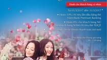 VietinBank ưu đãi đặc biệt dành tặng khách hàng nữ nhân dịp 8/3