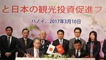Hà Nội tăng cường hợp tác với Nhật Bản ở nhiều lĩnh vực