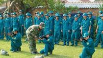 Sẵn sàng chiến đấu bảo vệ chủ quyền biên giới, biển đảo của Tổ quốc