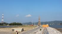 Cho thuê kết cấu hạ tầng khu bến cảng Lạch Huyện