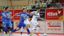 Giải Vô địch Quốc gia HDBank Futsal 2017: Thái Sơn Nam vững ngôi đầu