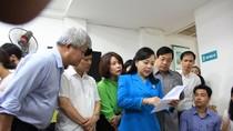 Bộ trưởng Nguyễn Thị Kim Tiến trực tiếp kiểm tra phòng khám tư tại Hà Nội