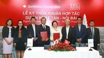 Tập đoàn BRG và Sumitomo chuẩn bị ký kết xây dựng thành phố thông minh