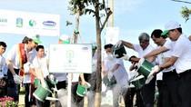 """Vinamilk tiếp tục hành trình """"Quỹ 1 triệu cây xanh dành cho Việt Nam"""""""