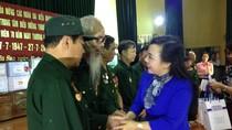 Bộ trưởng Y tế thăm Trung tâm điều dưỡng thương bệnh binh tại Hà Nam