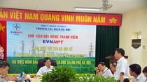 """""""Nhiệm vụ cung cấp điện cho Hà Nội và 5 tỉnh lân cận hết sức quan trọng"""""""