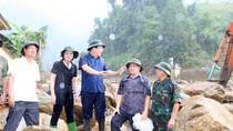 Khẩn trương tìm những người mất tích sau trận lũ tại Yên Bái