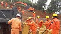 Thủy điện Hố Hô diễn tập Phòng chống thiên tai và tìm kiếm cứu nạn 2017