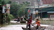 Triển khai các biện pháp khẩn cấp ứng phó mưa lũ
