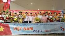 8 học sinh trường Giảng Võ giành Huy chương Vàng thi Toán quốc tế 2017