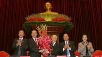 Ông Nguyễn Phú Trọng tái đắc cử Tổng Bí thư Đảng cộng sản Việt Nam khóa 12