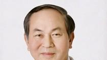 Miễn nhiệm Chủ tịch nước Trương Tấn Sang, giới thiệu ông Trần Đại Quang kế nhiệm