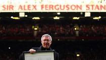 Sân Old Trafford có khán đài mang tên Sir Alex Ferguson