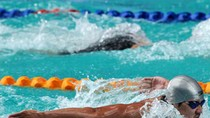 Hoàng Quý Phước - nhà vô địch bơi lội tuổi 18