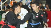 'Bó tay' với võ sĩ Indonesia 'giành' HCV SEA Games
