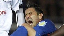 Bi kịch David Villa: 35 phút dự World Cup và nghỉ đá EURO