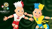 Lịch phát sóng trực tiếp 31 trận đấu EURO 2012 trên truyền hình