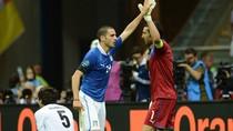 Thơ bình luận EURO: Bán kết Italia 2-1 Đức