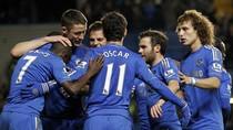 Loại M.U, Chelsea song hành cùng Arsenal thẳng tiến vào bán kết