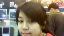 Thiếu nữ Việt 'tự sướng' trước webcam gây sốt một thời