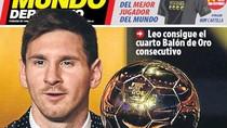 """Đừng nói đến Quả Bóng Vàng, Messi chính là """"Vàng"""""""