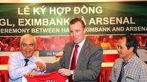 Trận Arsenal - Việt Nam: Giá vé hợp lý, phát sóng miễn phí
