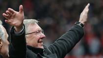 Sir Alex Ferguson và giọt nước mắt đàn ông