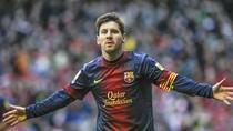 Messi lại đi săn kỷ lục