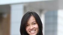 Nữ sinh Việt giành học bổng hàng đầu nước Mỹ