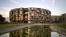 Ký túc xá đẹp như khách sạn 5 sao của sinh viên Đan Mạch