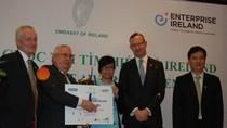 """Danh sách thí sinh được nhận giải thưởng Cuộc thi """"Tìm hiểu Ireland"""""""