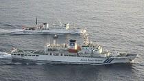 Nhật Bản lại phát hiện tàu Trung Quốc gần đảo tranh chấp