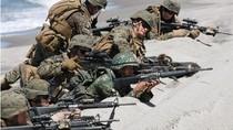 Mỹ-Philippines tập trận chung trên biển Đông