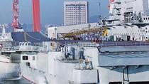 Trung Quốc sẽ triển khai tàu sân bay ở biển Đông từ 1/8