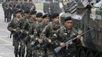 Phái đoàn quân sự Philippines tới Trung Quốc